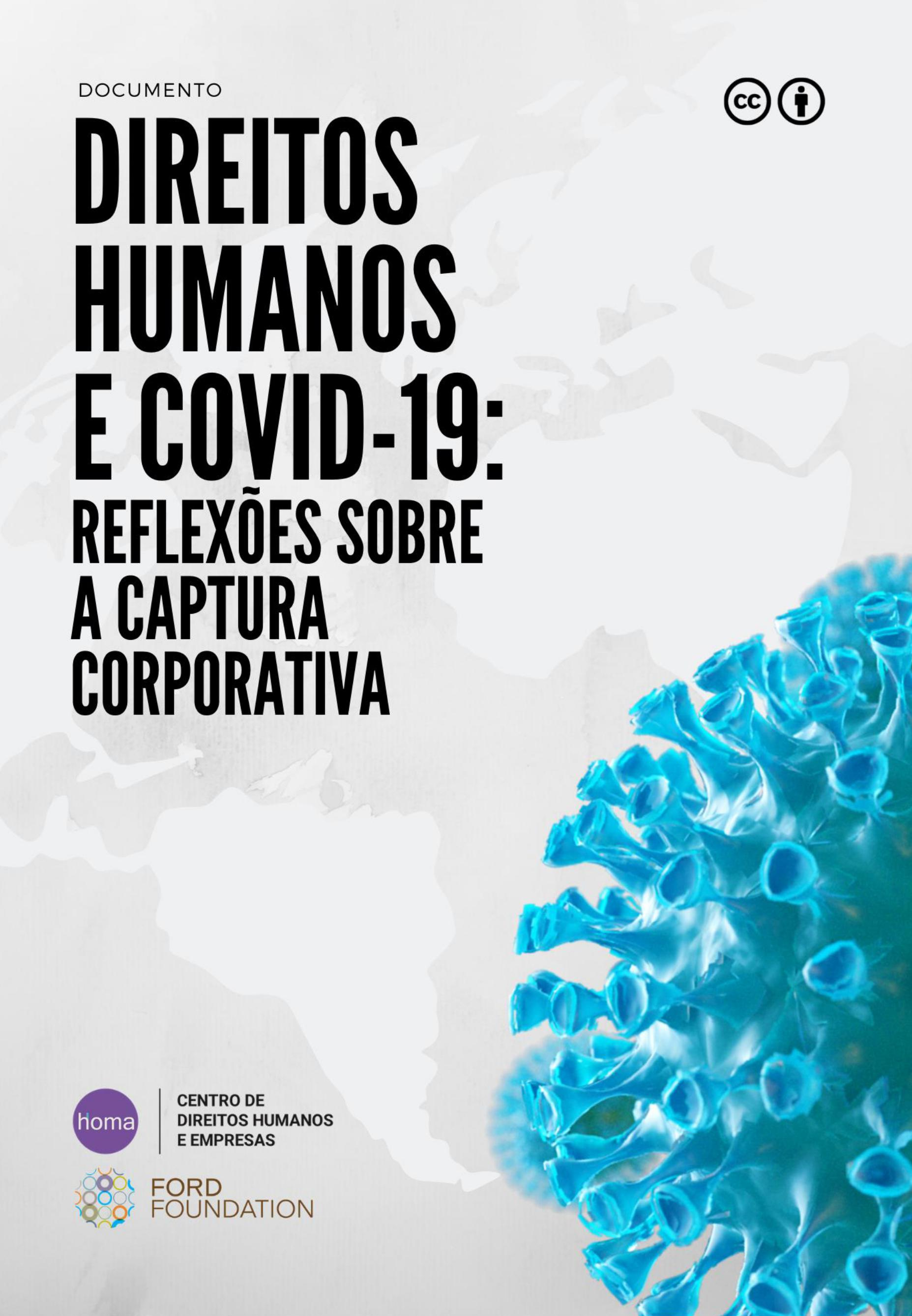 Human Rights and COVID-19: reflections about corporate capture