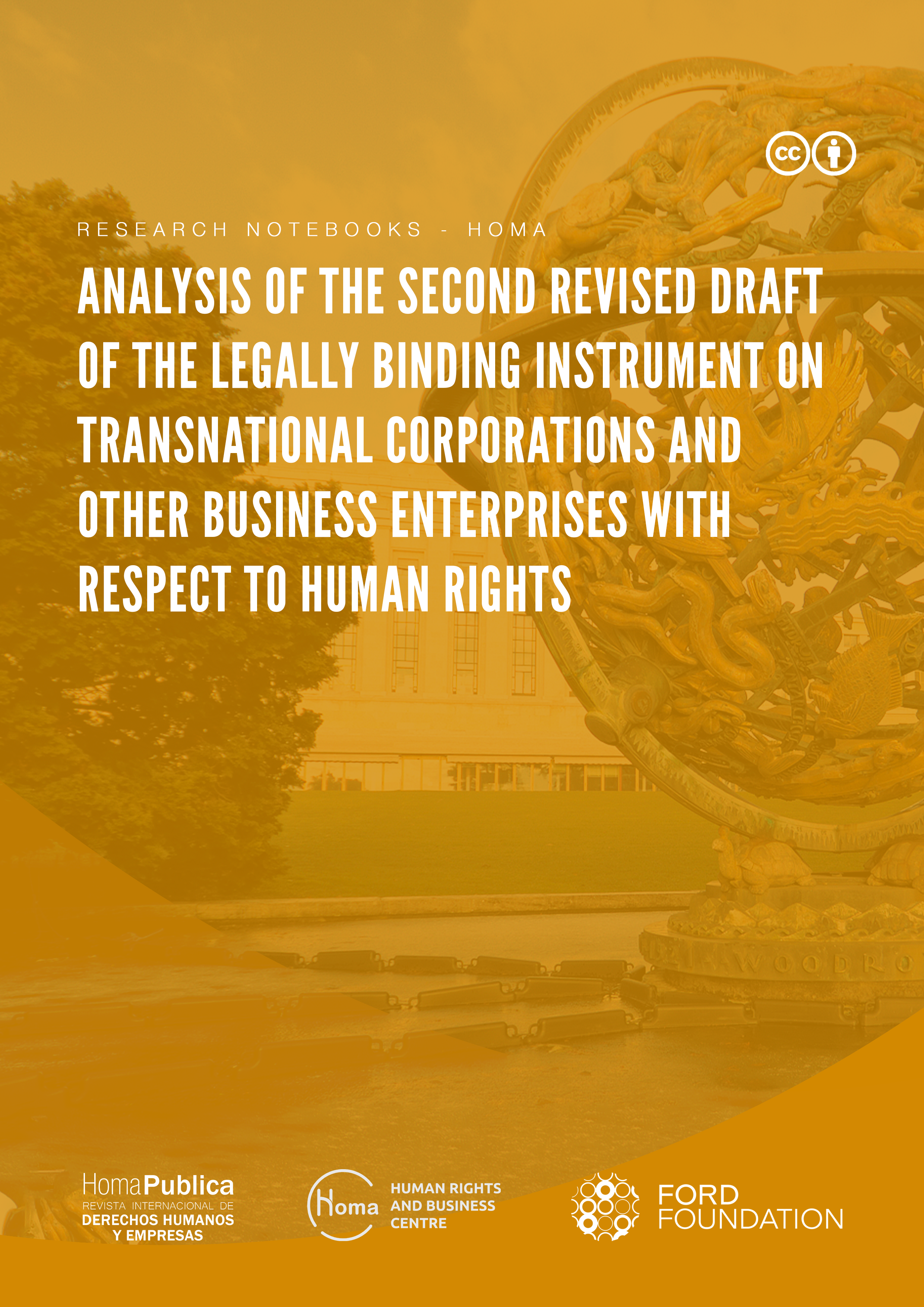 Analysis of the Second Revised Draft of the legally binding instrument on transnational corporations and other business enterprises with respect to human rights