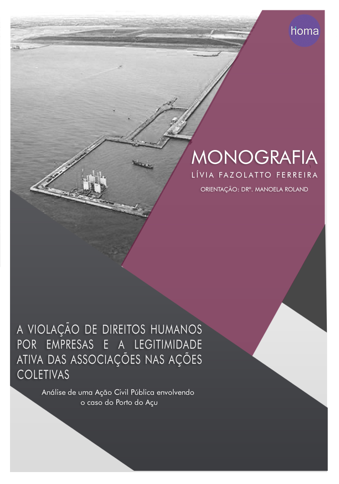 The violation of Human Rights by companies and the active legitimacy of associations in collective actions: analysis of a Public Civil Action involving the case of the Port of Açu