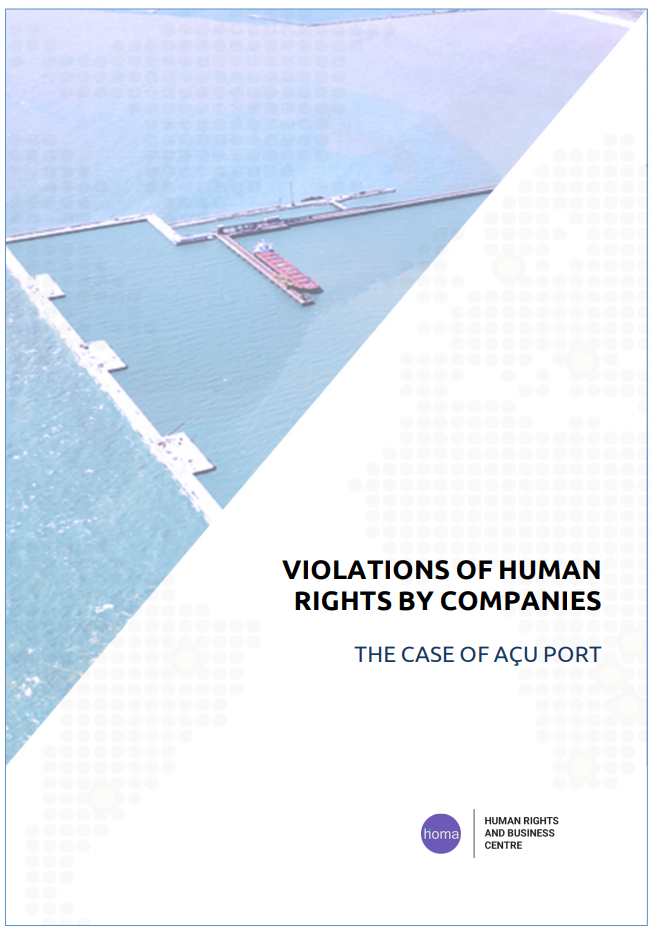 Violations of Human Rights by companies: the case of Acu Port